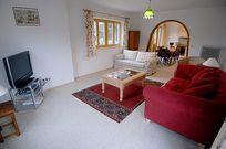 Haus Peter Regen sitting room
