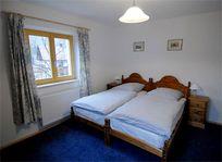 Haus Peter Regen twin bedroom