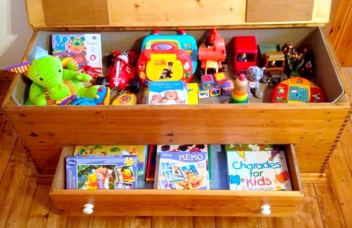Le Rhun Gites - Toy Chest
