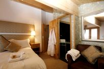 Chalet Chambertin - Large Double Room Image 2