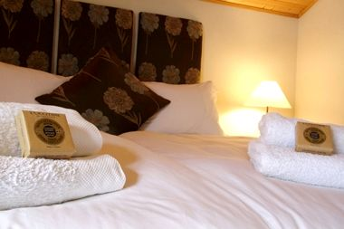 Family Friendly Holidays at Chalet Morzine - Large Double Room