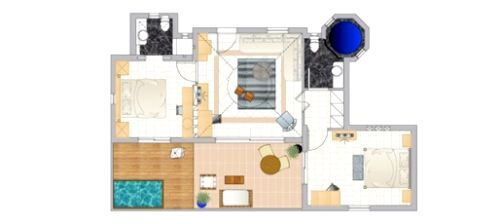 Domes of Elounda - Luxury Family Suite (Sea View + Hot Tub) Image 5