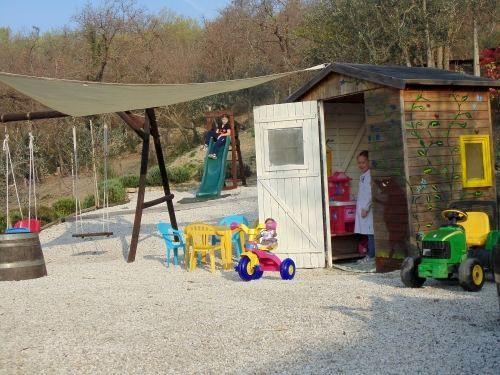 Casa San Gabriel Playground