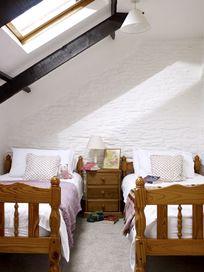The Granary Twin room