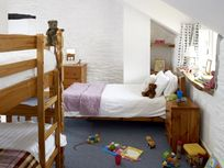 Ducks nest triple bedroom