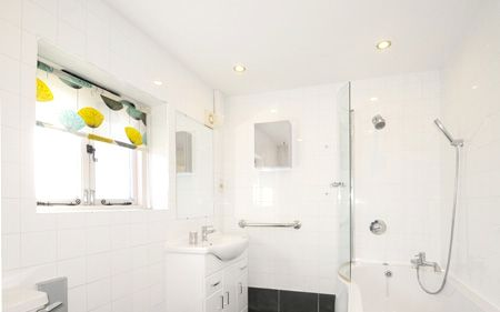 Wagtail bathroom