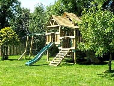 Communal play area