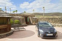Eco Luxury Villa with Toyota Hybrid car included