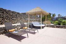 Eco Luxury Villa sunbathing