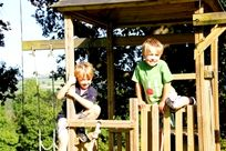 Clydey Fort  Climbing Frame