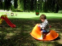 17 hectares of beautiful grounds to play and relax