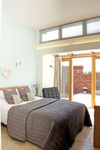Garden house bedroom 1