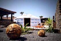 Eco Luxury Yurt Suite
