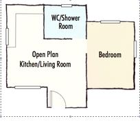 Abalone Floor Plan