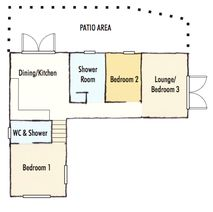 Cameo Floor Plan
