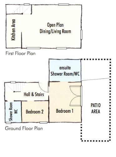 Oyster floor plan