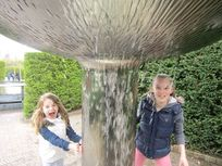 Alnwick Gardens fun for all ages