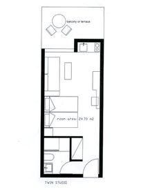Ammos Hotel- Sea View Studio Image 21