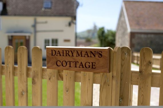 The Dairyman's Cottage