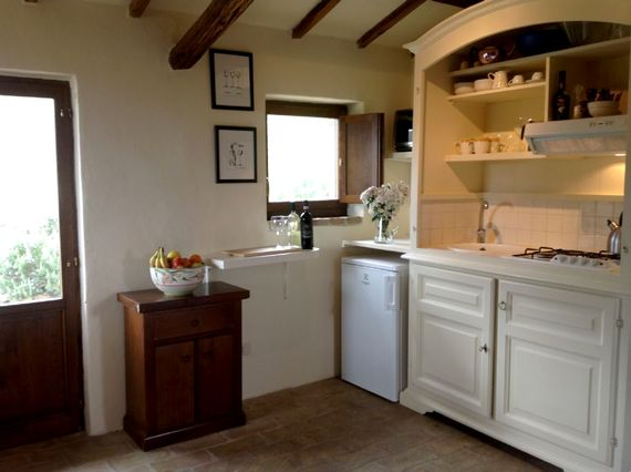 Kitchen of La Stalla
