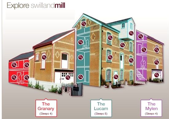 The Granary at Swilland Mill Image 25