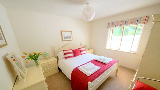 Kittiwake Double bedroom