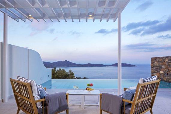 Elounda Gulf Villas & Suites - Superior Suite with Private Pool Image 1