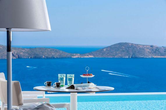 Elounda Gulf Villas & Suites - Superior Suite with Private Pool Image 10