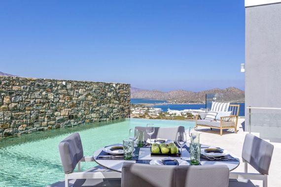 Elounda Gulf Villas & Suites - Superior Suite with Private Pool Image 7
