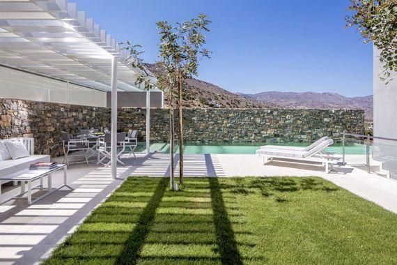 Elounda Gulf Villas & Suites - Superior Suite with Private Pool Image 2