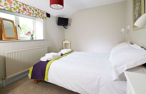 Yalbury bedroom
