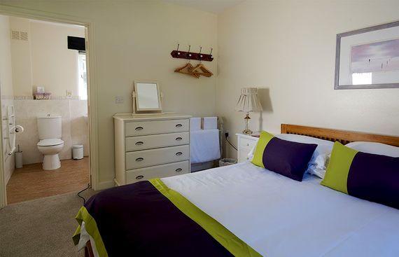 Abbotsea cottage bedroom