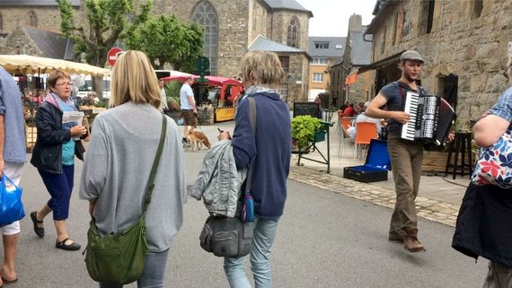 Crozon Market - Every other Wednesday