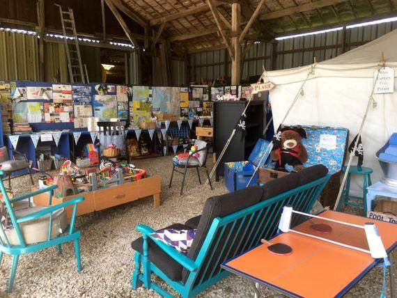 Le Rhun Gites - Under the Barn