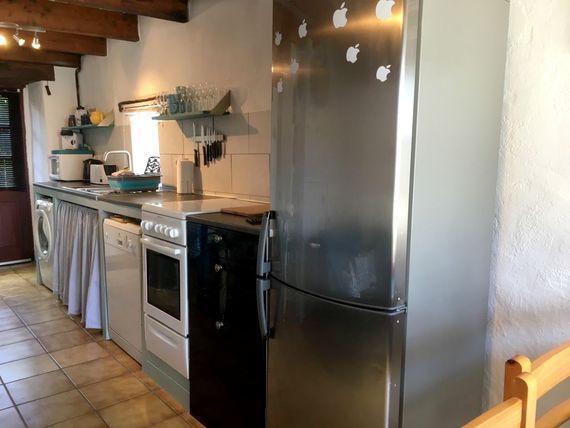Le Rhun Gites - Hibou - Kitchen