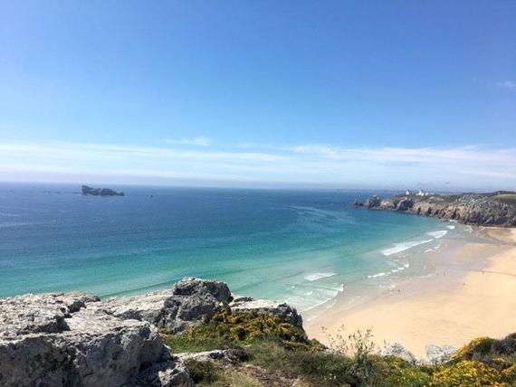 Le Rhun Gites - Nearby Beach