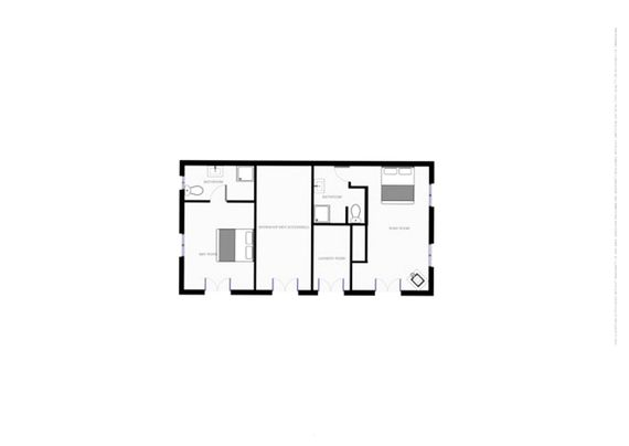 Floorplan - Annexe