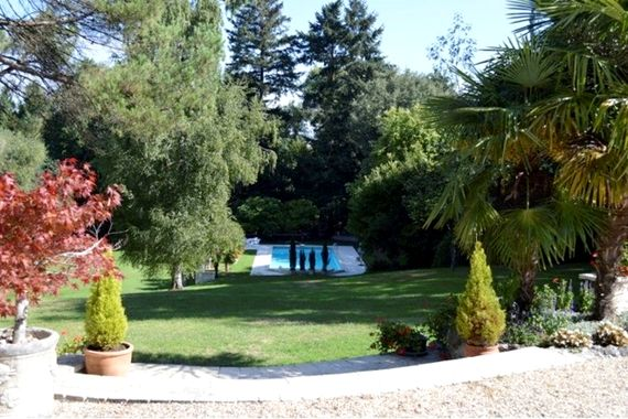 The Pool & Gardens