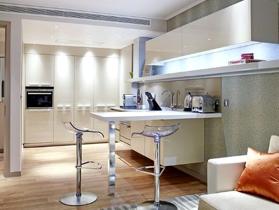 Cheval Three Quays - River Deluxe 1-Bedroom Image 13