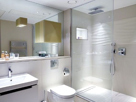 Cheval Three Quays - River Deluxe 1-Bedroom Image 14