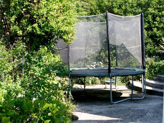 Trampoline for all ages