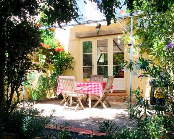 Pierre's garden