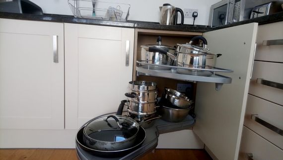 The Hayloft -  well equipped kitchen