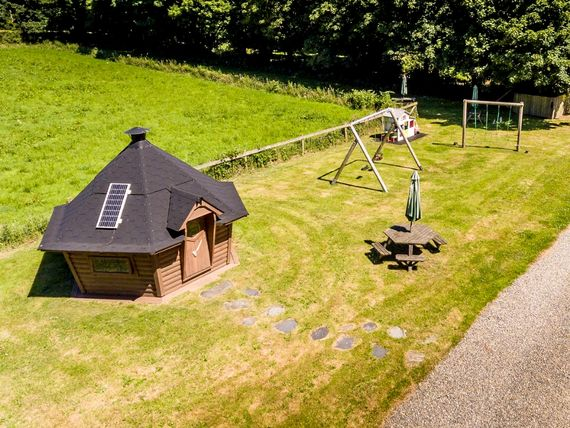 Llandeloy Cottages - One (W) Image 19