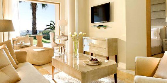 Sani Asterias - Suite with Marina View Image 4