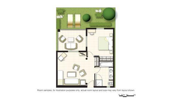 Sani Asterias - Suite with Marina View Image 5