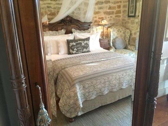 Chambre beatrice with private terrace