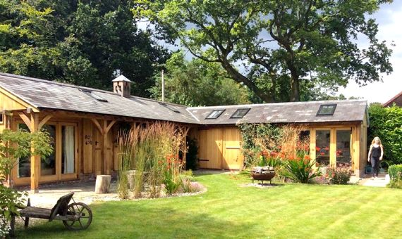 Sunnydell - Forest Getaway with Pool and Playroom Image 2