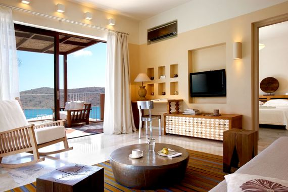Domes of Elounda - Family Suite (Hot Tub + Sea View) Image 4