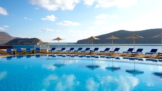 Domes of Elounda-Premium Suite Garden View Image 12